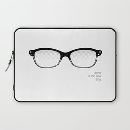 Clever is the new sexy Laptop Sleeve