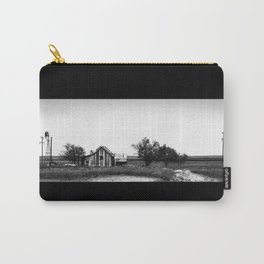 Remnants of the Dust Bowl Carry-All Pouch