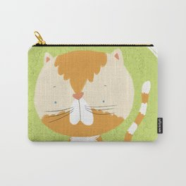 Tommy The Cat Carry-All Pouch