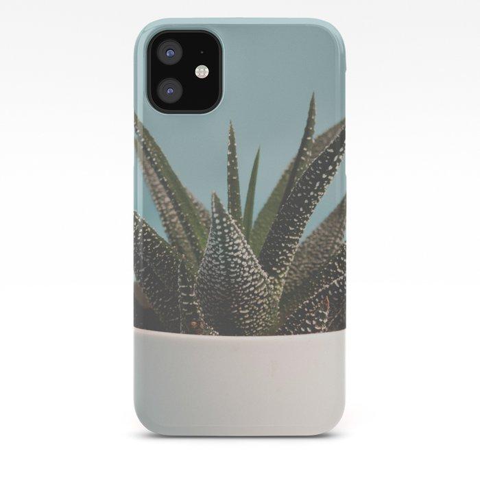 Plant Set 7 iPhone Case
