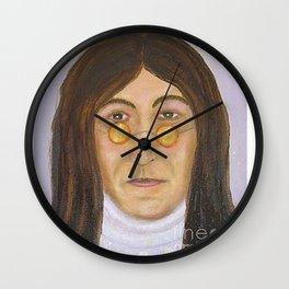 Singer JohnLennon Wall Clock