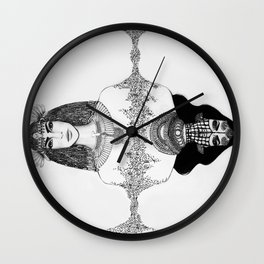 THE EGYPTIAN Wall Clock