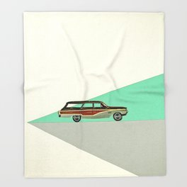 Drive Throw Blanket