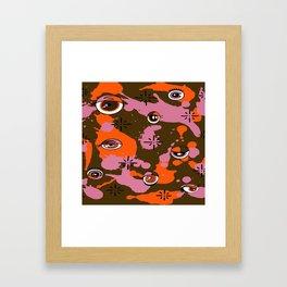 Ancestor I design. Framed Art Print