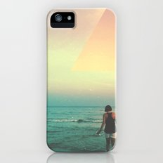 You Call Me Out Upon The Water Slim Case iPhone (5, 5s)