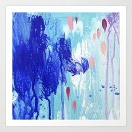 Callais /fragment Art Print