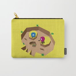 Skull Hole Carry-All Pouch