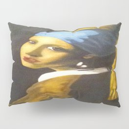 Girl with the Pearl Earring Original Pillow Sham