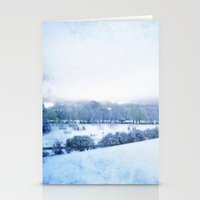 blanket Stationery Cards featuring Blanket by Astrid Ewing