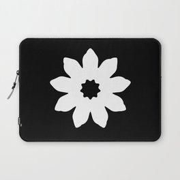 Vector Flower Laptop Sleeve