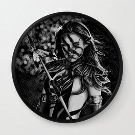 DAUGTHER OF DANU Wall Clock