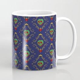 Poison Apple Evil Queen Villain Snow White Inspired Coffee Mug