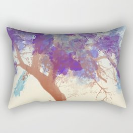 Water Your Tree of Life. Rectangular Pillow