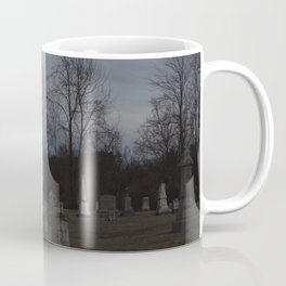 Little Cemetery on the Hill 1 Coffee Mug