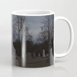 Little Cemetery on the Hill 1 Coffee Mug