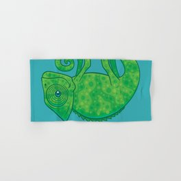 Magical Chameleon Hand & Bath Towel