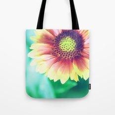 Fantasy Garden - Sunny Flower Tote Bag