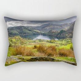 Nant Gwynant Snowdonia Rectangular Pillow