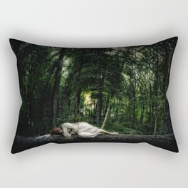 Last Asylum Rectangular Pillow