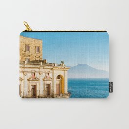 Donn'Anna palace, Naples Carry-All Pouch