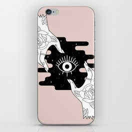 Rosy Open iPhone Skin