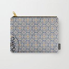 lisbon mosaic Carry-All Pouch
