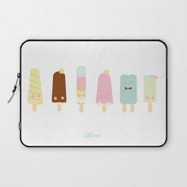 Icecreams all over Laptop Sleeve