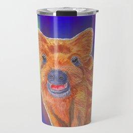 Little Hog Travel Mug