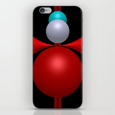 3 colors, 3 dimensions iPhone & iPod Skin