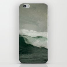 rise and fall iPhone & iPod Skin