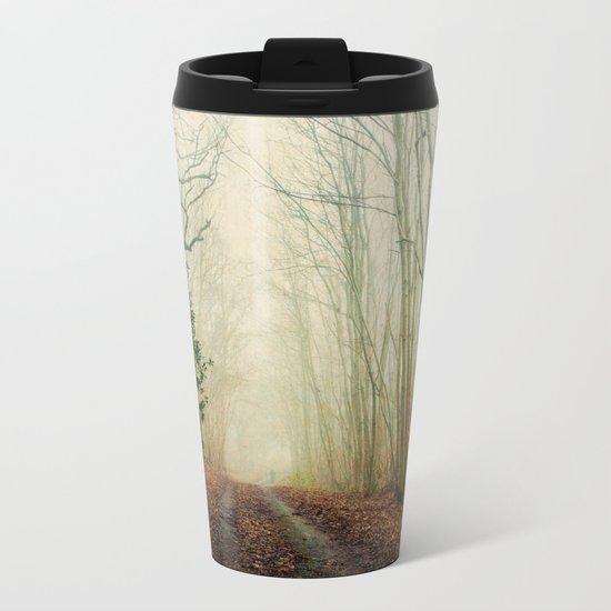 GHOST PATH Metal Travel Mug