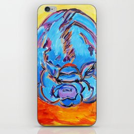 PotBelliedPig iPhone Skin