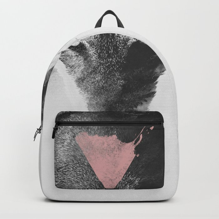The missing part Backpack