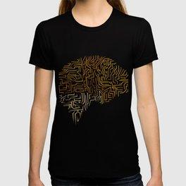 Neuroscience Superhuman Brain Gift T-shirt