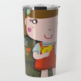 My little friends Travel Mug