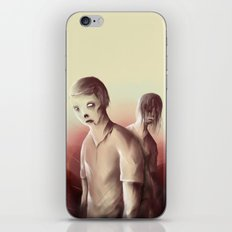 Zombies iPhone & iPod Skin