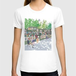 Bouquinisters T-shirt
