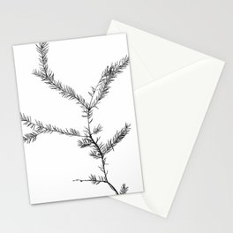 Minimalistic Christmas Stationery Cards