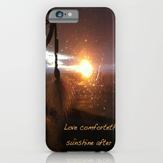 Catch the Sunset iPhone & iPod Case