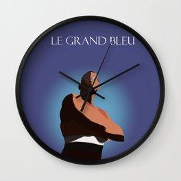 Le Grand Bleu, Enzo Wall Clock
