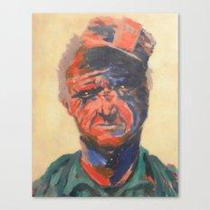 Miner#1 Canvas Print