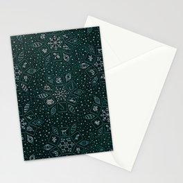 cozy background Stationery Cards