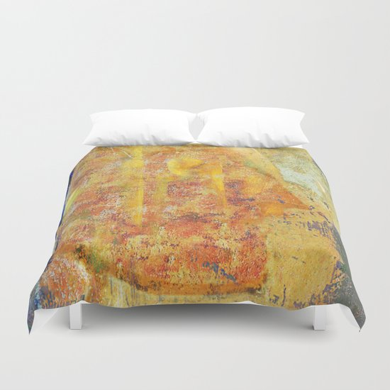 Future's Soldiers 6 Duvet Cover
