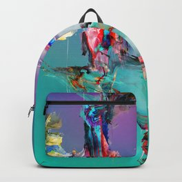 Deep Reality of Here Backpack