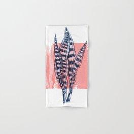 Snake Plant Hand & Bath Towel