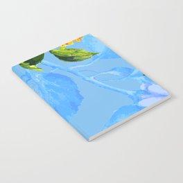 Sunflower's Glory Notebook