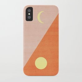 Last Days of Summer. iPhone Case