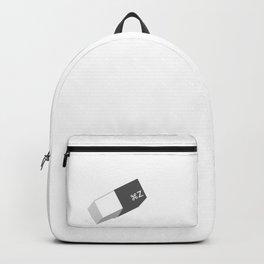 Funny Command Z Undo Eraser Backpack