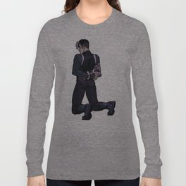 Shiro, Bound - Voltron Long Sleeve T-shirt