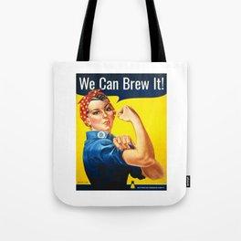 Rosie the Brewer Tote Bag